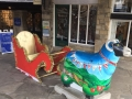 Santa Sleigh at High Corn Mill