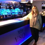 Lorraine Forshaw owner of the V.SQ bar