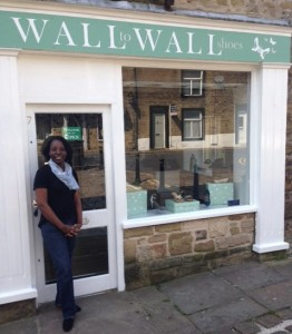 Sam Wall - Owner of Wall To Wall Shoes